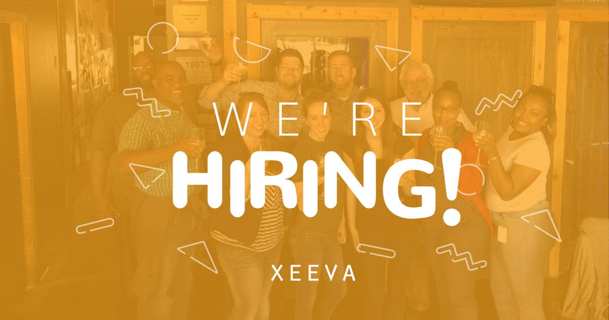 Xeeva Careers - Job Listings for Xeeva #TeamAwesome